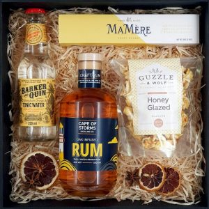 Aye! The rum too Gift Box